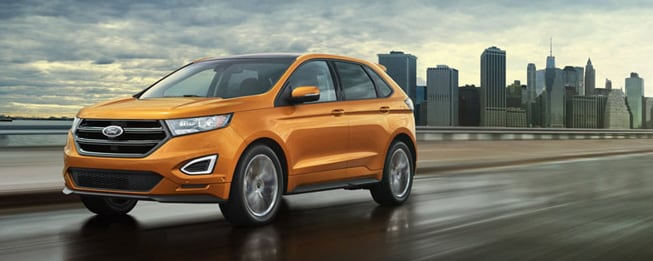 New 2016 Ford Edge for sale in Burlington NC