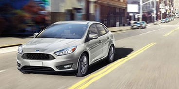 2017 Ford Focus SEL Sedan in Burlington NC