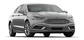 2018 Ford Fusion in Burlington NC