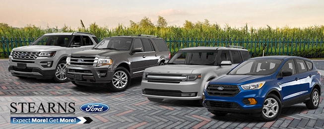 Ford SUVs for sale in Burlington NC & New Ford SUVs For Sale Burlington NC   Greensboro   Edge   Escape markmcfarlin.com