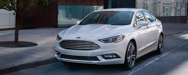 New 2017 Ford Fusion for sale in Burlington NC