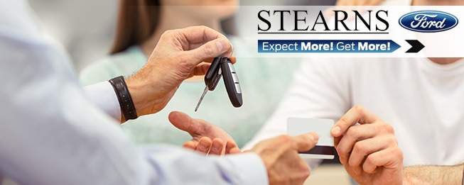 After all the excitement of choosing a new car the decision between leasing and financing can seem like a drag. At Stearns Ford we want to help make the ... & Buy Vs Leasing At Stearns Ford   Finance   Burlington NC   Greensboro markmcfarlin.com