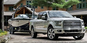 Used Ford F-150 CPO in Burlington NC