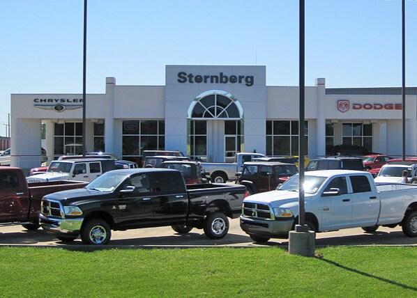 Sternberg Chrysler Dodge Jeep Ram New Chrysler Dodge ...