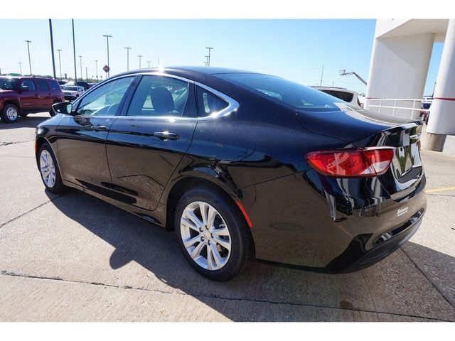 New 2017 Chrysler 200 For Sale at Sternberg Automotive