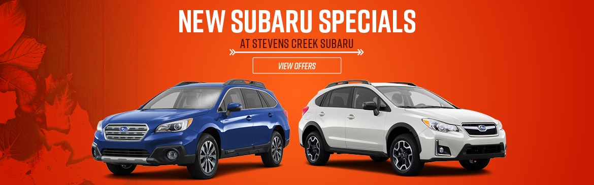 San Jose Subaru Dealer Stevens Creek Subaru