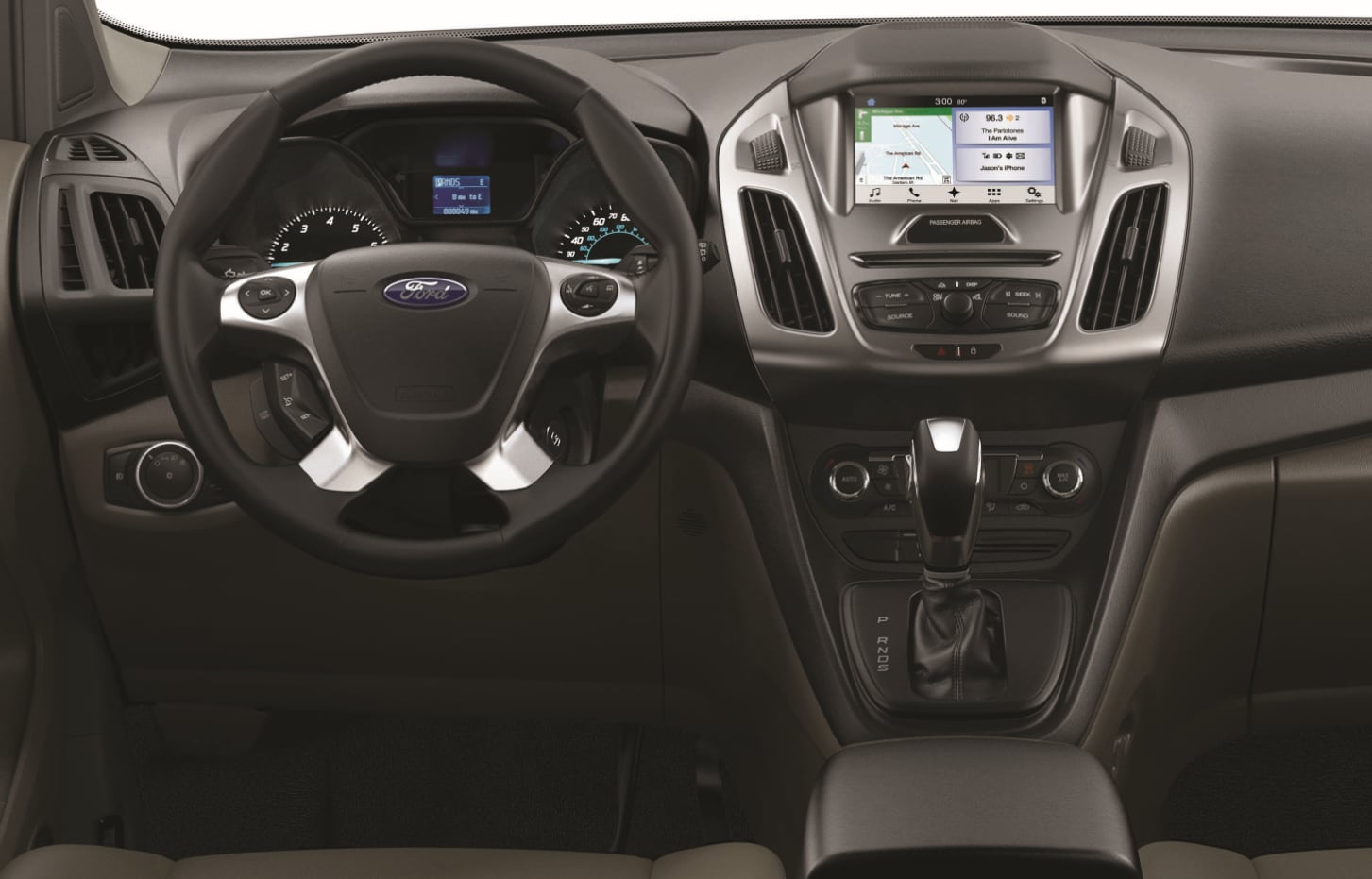 2017 Ford Transit Connect Van SYNC