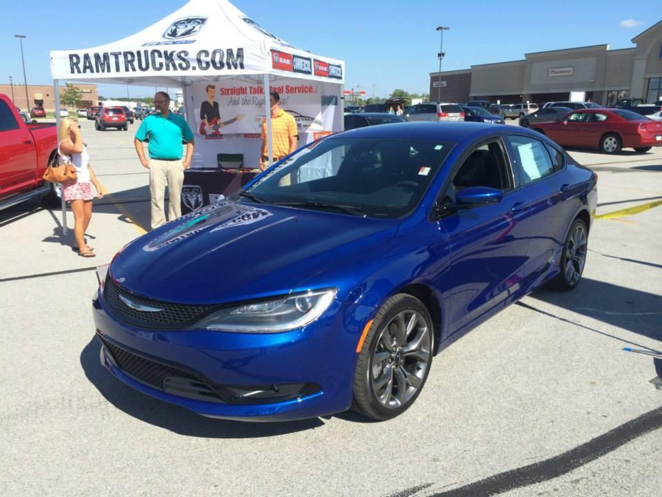 St Marys Chrysler Community Events Page