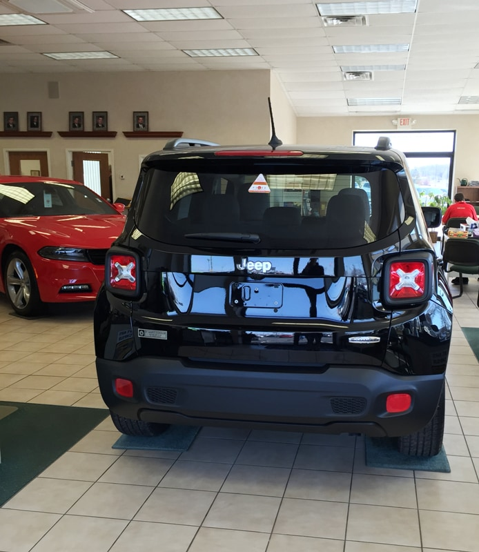 2015 Jeep Renengade Near Lima Oh St Marys Chrysler