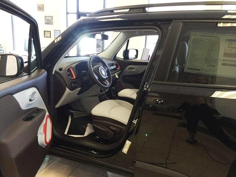 2015 Jeep Renengade Near Lima Oh St Marys Chrysler