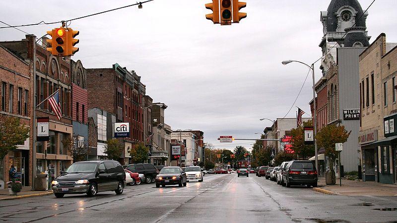 Van Wert (OH) United States  city photo : Van wert ohio downtown