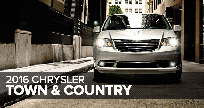 2016 chrysler town country near lima oh st marys chrysler. Black Bedroom Furniture Sets. Home Design Ideas