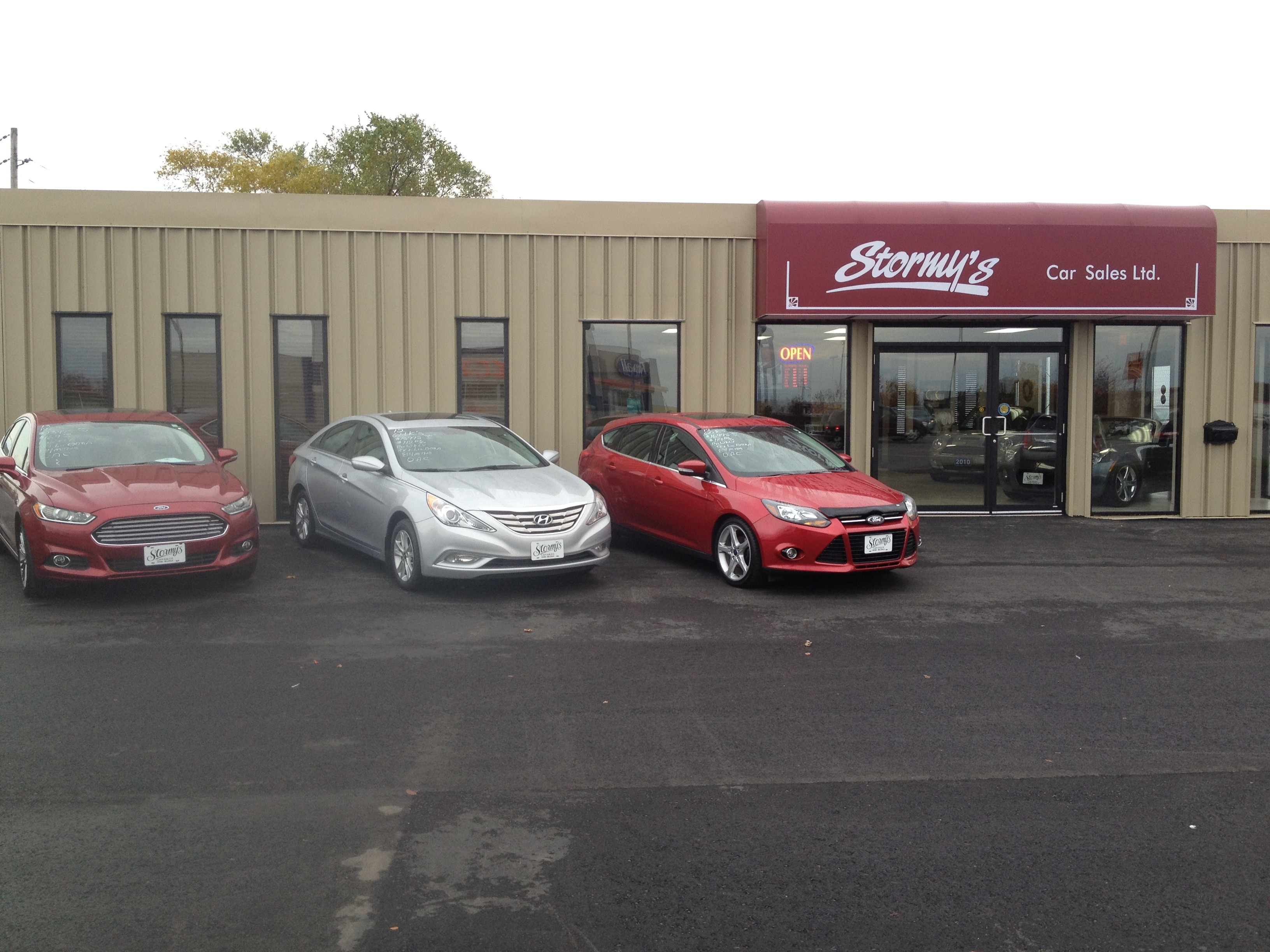 Stormy S Car Sales Napanee On