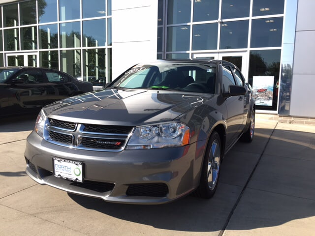 2013 Dodge Avenger SE Discerning drivers will appreciate the 2013 Dodge Avenger Quite possibly th