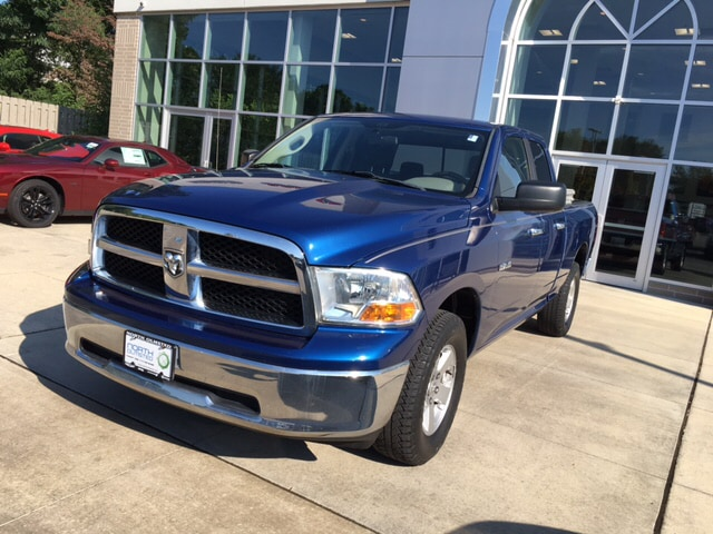 2010 Dodge Ram 1500 Discerning drivers will appreciate the 2010 Dodge Ram 1500 This truck is a le