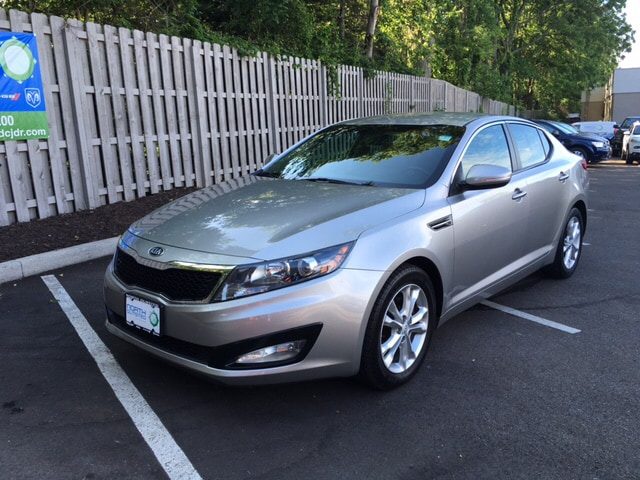 2013 Kia Optima EX Leather Surround soundlessness With superior visibility suddenly everything