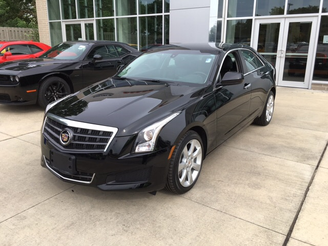 2014 Cadillac ATS 20L Turbo Young one looking for forever home One owner automobile barely been