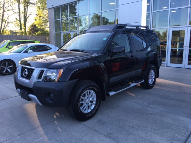 2015 Nissan Xterra 4WD This is the classic example of a one-owner vehicle Meteoric acceleration