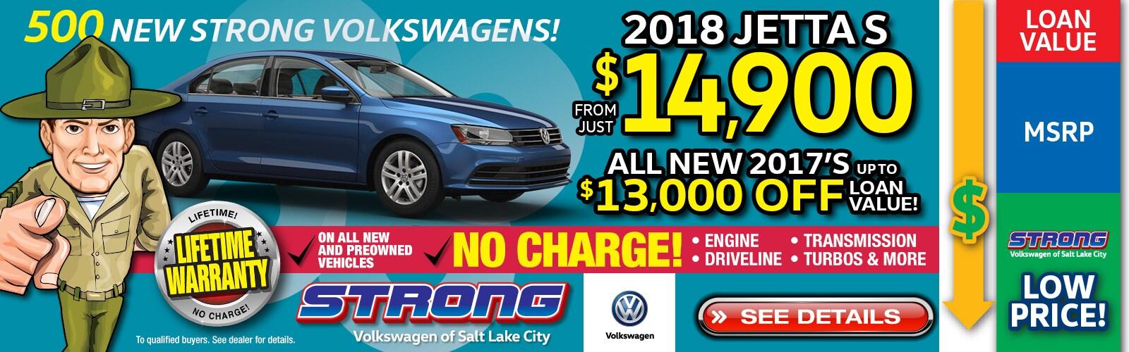 Strong Volkswagen Volkswagen Dealership In Salt Lake City Ut