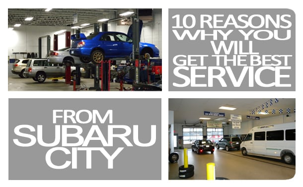 Subaru Dealership Milwaukee Best Service Subaru City