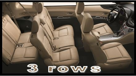 subaru outback 3rd row 2017. Black Bedroom Furniture Sets. Home Design Ideas