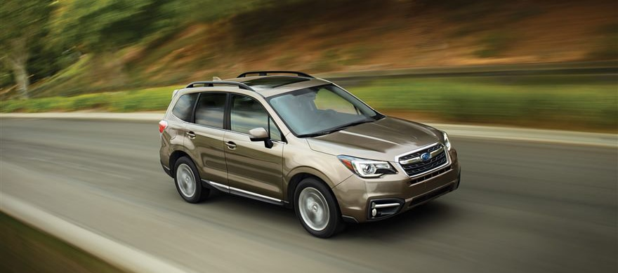 2017 Subaru Forester for sale in Georgetown, TX