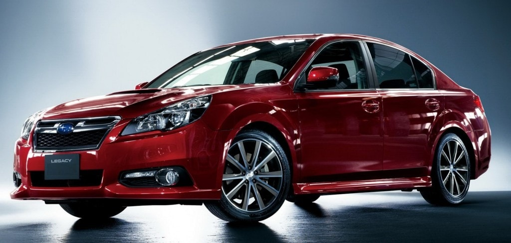 2014 Subaru Legacy Incl Features Pricing Colors And