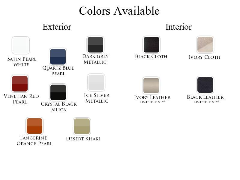 colors subaru crosstrek xv preliminary swatches proximity subject actual change information