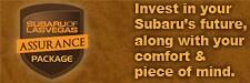 Subaru of Las Vegas Assurance Package Details