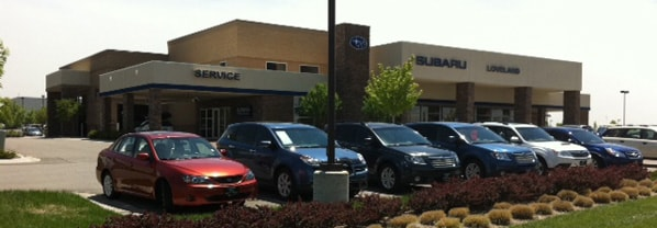 Fort Collins Ford Dealer In Fort Collins Colorado New And