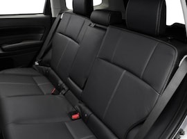 Passenger space in the new Subaru Forester