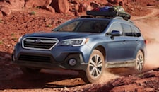 2018 Subaru Outback near Morris Plains