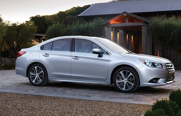 2015 Subaru Legacy near Parsippany
