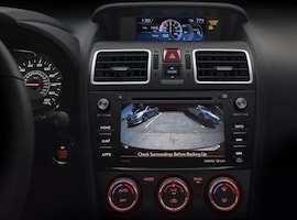 Technology in the 2018 Subaru WRX