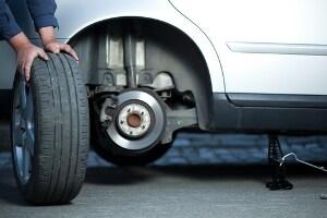 Subaru tires in New Jersey