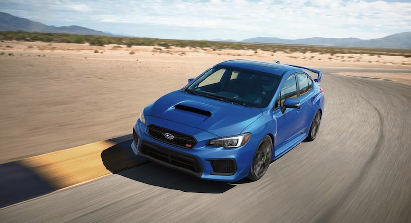 2018 Subaru WRX available in New Jersey