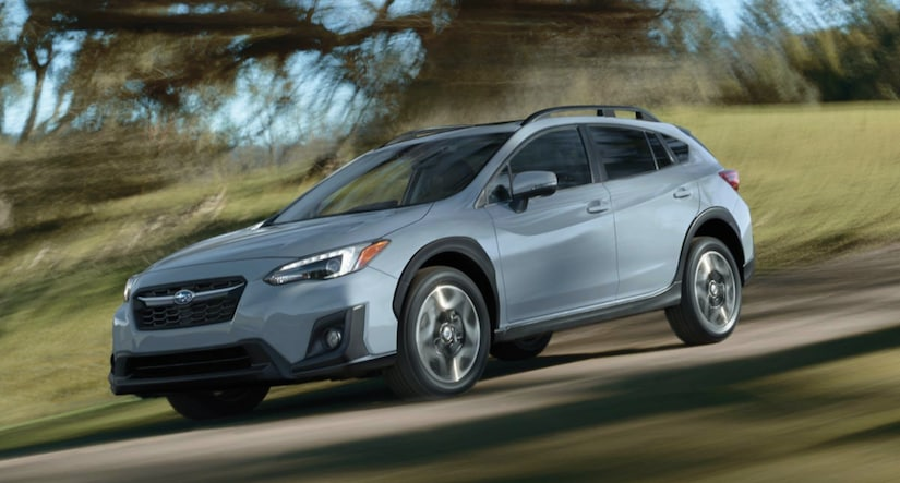 2018 Subaru Crosstrek available in New Jersey