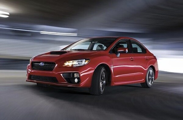 2015 Subaru WRX in Morristown