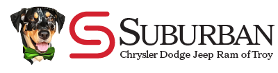 Suburban Chrysler Jeep Dodge of Troy