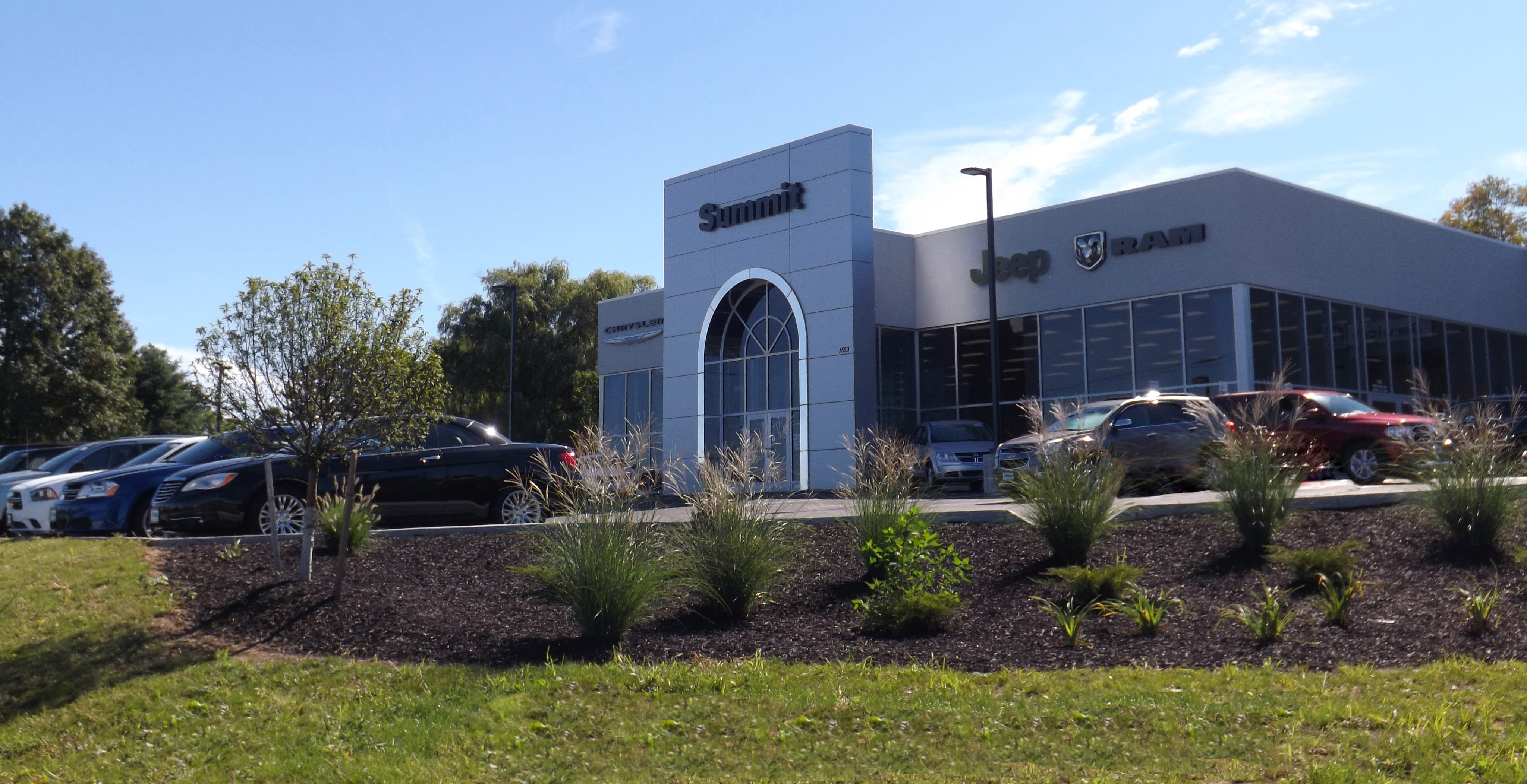 About summit chrysler dodge jeep ram in oneida ny