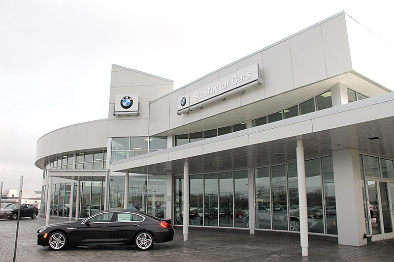 About Sun Motor Cars Bmw In Mechanicsburg Pennsylvania