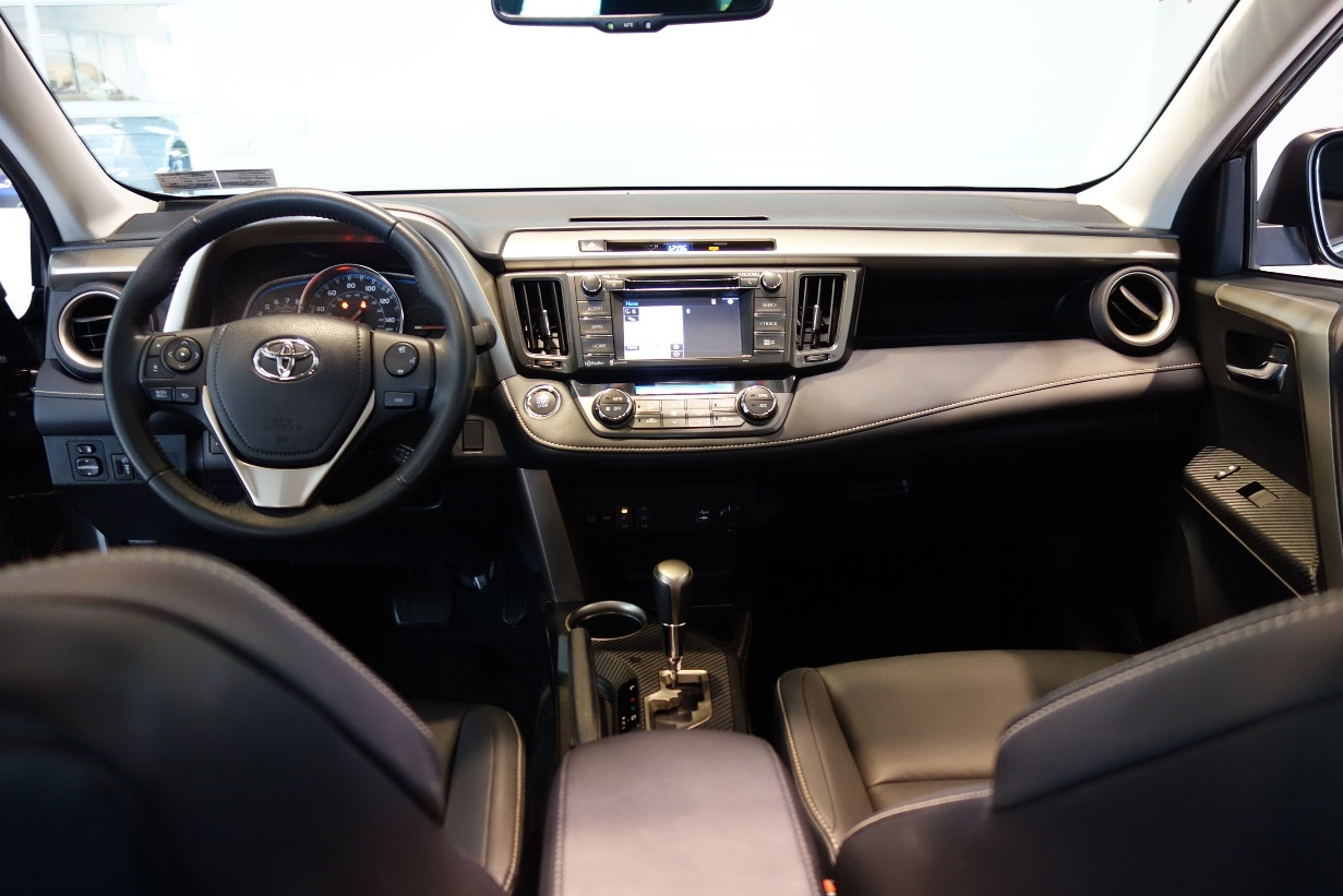 Do The 2014 Rav4 Have 4wd Autos Post