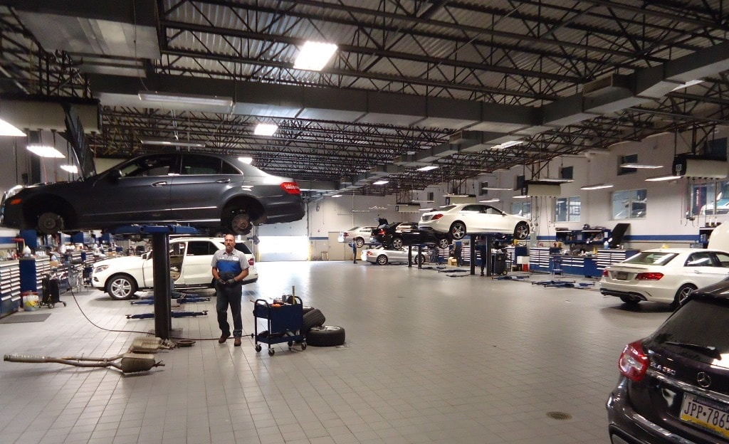 mercedes benz car repair in mechanicsburg auto repair
