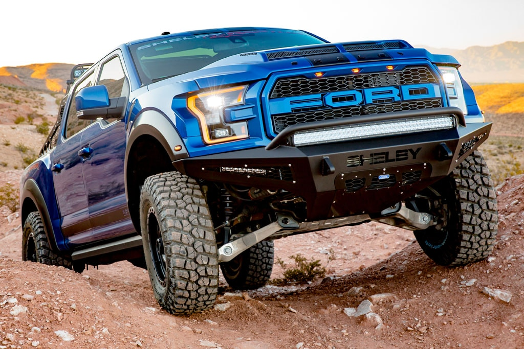 Ford Shelby F  Raptor