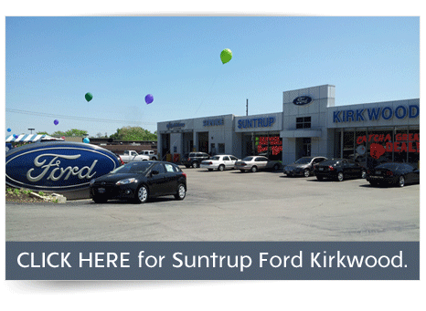 New Ford Inventory Suntrup Ford Kirkwood In Kirkwood