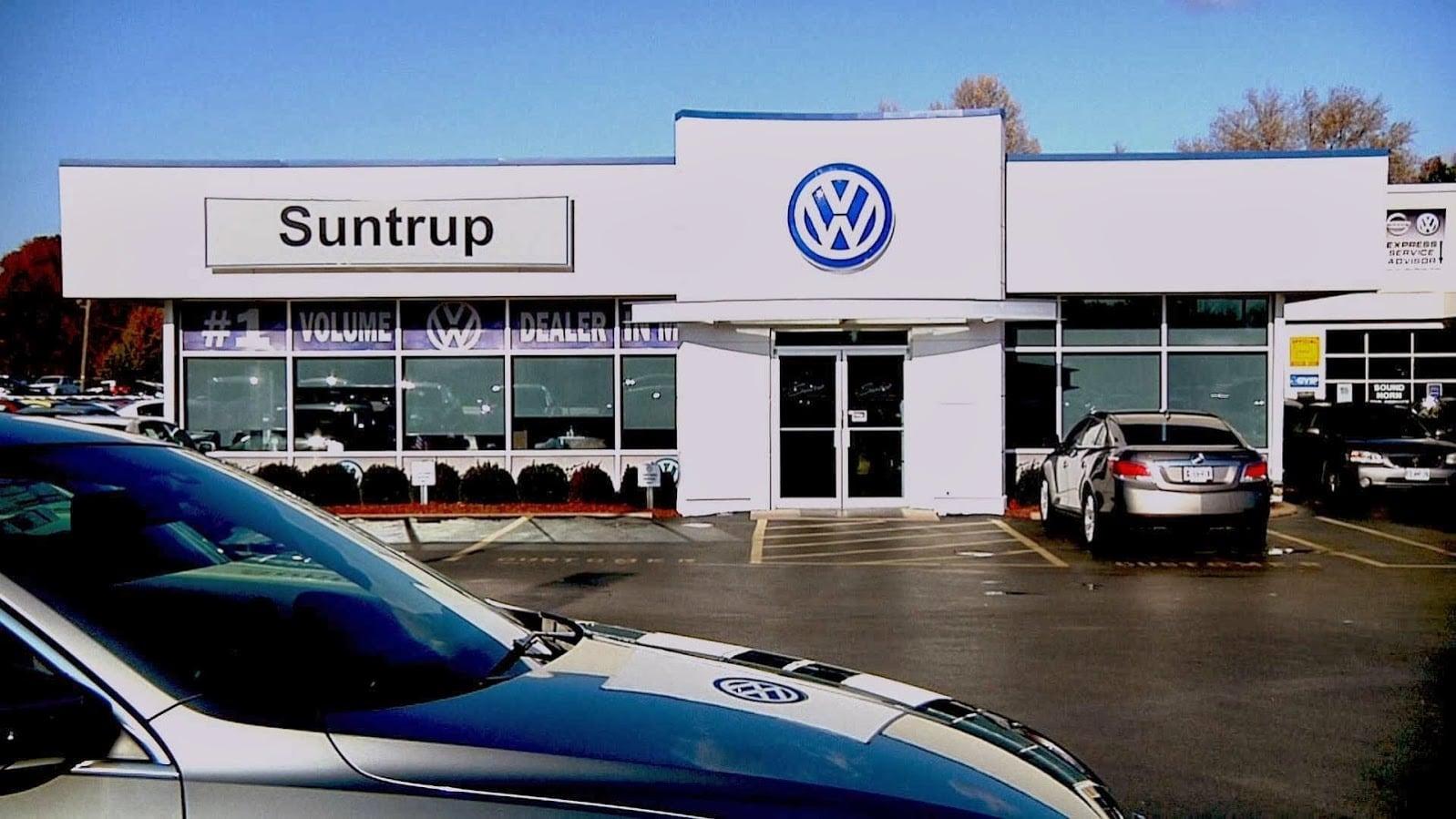 Kirkwood Area New And Used Volkswagen Dealership Suntrup