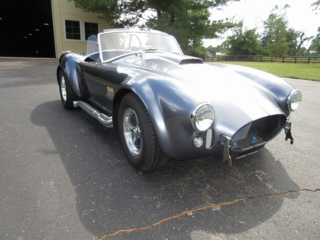 1965 Superformance Shelby Cobra MKIII Convertible