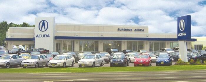 Superior Acura in Cincinnati