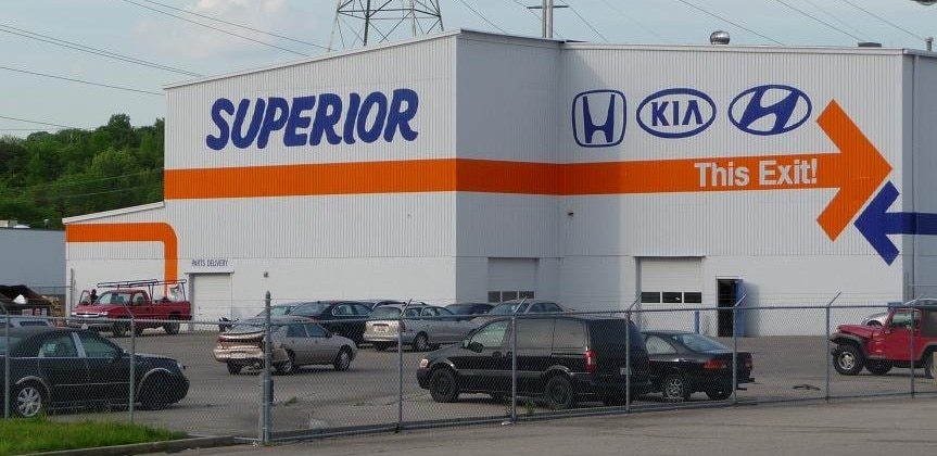 Superior hyundai cincinnati ohio new used cars trucks for Cincinnati honda dealers