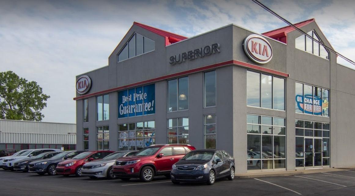 Cincinnati Kia Dealership | New U0026 Used Car Dealer | Superior Kia